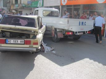 Serik'te Trafik Kazası: 1 Ölü