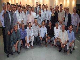 Turgutlu Köylere Hizmet Götürme Birliği Encümen Seçimi