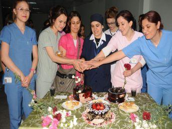 Cizre'de Hemşireler Günü Kutlaması