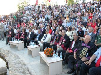 Fü İnsani Ve Sosyal Bilimler Fakültesi'nde Mezuniyet Töreni