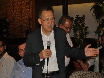 AK Partili Uğur: Bizi Eleştiren Muhalefet De Bu Ülkenin Konforundan Yararlanıyor