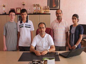 Cizre'nin Şampiyonları İstikbal Koleji'nden