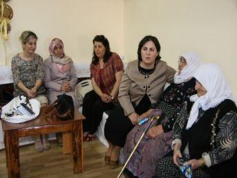 Aksaray Valisinin Eşi Gülhan Altınok'tan Ziyaretler