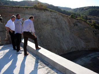 Devecikonağı Barajı Yıl Sonuna Faaliyete Geçiyor
