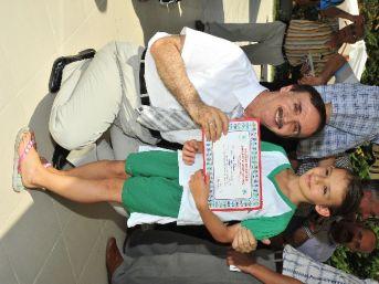 Yıldırım Belediyesi Spor Kulübü Yaz Spor Okulu Mezunlarını Verdi