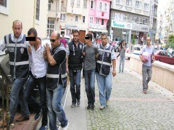 Hırsızlık Çetesi Sinop'ta Yakalandı