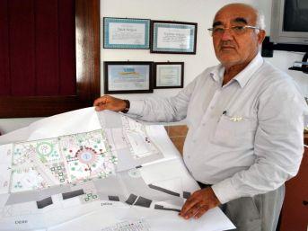 Çakırbeyli 'adnan Menderes Meydanı'na Kavuşacak