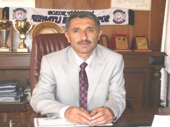Şefaatli Belediye Başkanı Zeki Bozkurt: