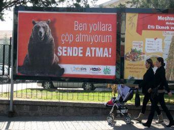 Obaf'tan Afişli Çevre Kampanyası