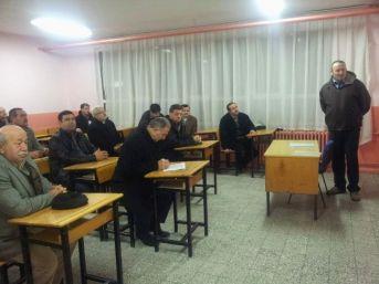 Orhaneli Halk Eğitim Müdürlüğü'nden Usta Öğreticilik Kursu