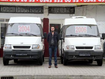 Türkiye'de 2. El Minibüste Söz Sahibi İlçe