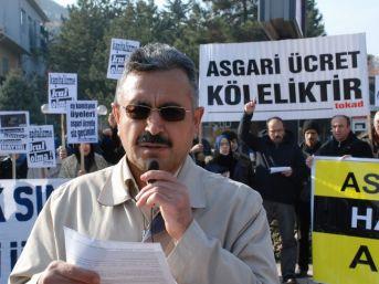 2013'ün İlk Asgari Ücret Eylemi