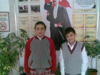 Gülşehir Karavezir İlkokulu Polonya Yolcusu