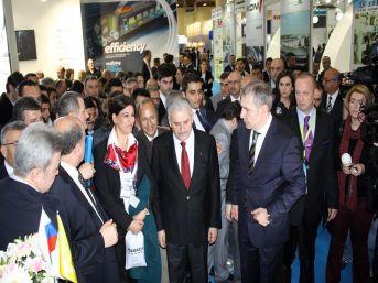 Demir Yolunda Sektör Temsilcileri Eurasia Rail'de Buluştu