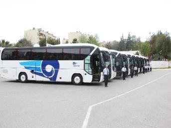 Alan Turizm, 17 Otobüs Daha Aldı