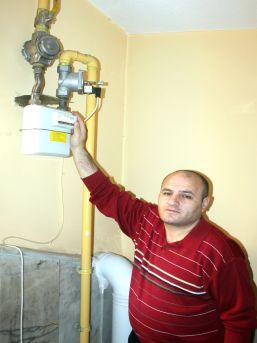 Kayseri'de Doğalgaz Kullanımı Arttıkça Hava Kirliliği Düştü