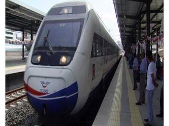 İstanbul-ankara Arası Hızlı Tren 1 Milyon Yolcuya Dayandı