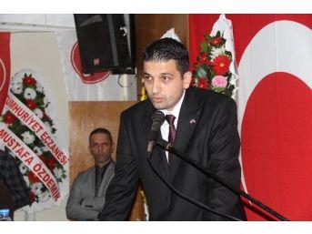 Mhp Alaplı İlçe Teşkilatının Olağan Kongresi Yapıldı