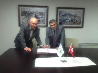 Karaisalı Belediyesi İle Çka Sözleşme İmzaladı