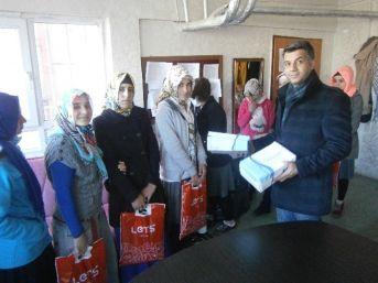 Sason-der'den 50 Öğrenciye Giyim Yardımı