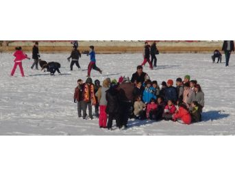 Sason'da Okullar Tatil Edildi