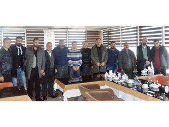 Başkan Aksoy, Gazetecilerle Kahvaltıda Buluştu