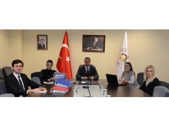 Düzce Belediyesi Iso 9001:2008 Kalite Yönetim Sistemi Belgesinin Devamına Hak Kazandı