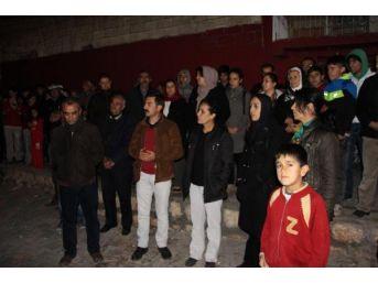 Nusaybin'de Dbp'liler Kurdukları Çadırı Kaldırdı