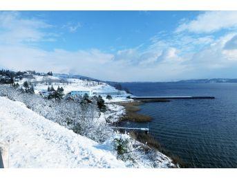 Sapanca Gölünün Seviyesi 31,03'e Yükseldi