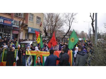 Sincar'da Işid'le Çıkan Çatışmada Ölen Eski Bdp Yöneticisi Toprağa Verildi