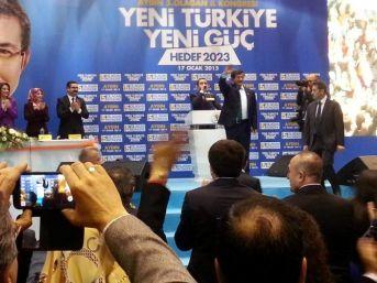 Başbakan Davutoğlu, Aydın'a Geldi