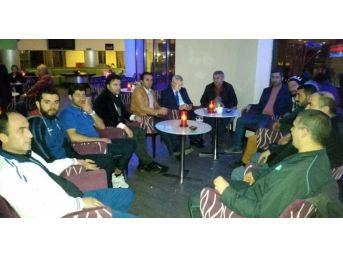 Kaymakam Erkan'dan Tatvan Gb'ye Moral Ziyareti