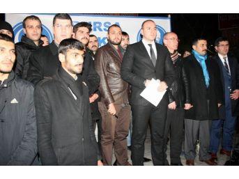 Bursa Ülkü Ocakları'ndan Uygur Türklerine Uygulanan Zulme Tepki