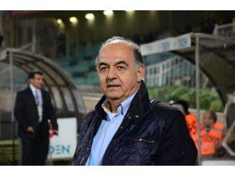 Denizlispor'da Özcan Bizati'nin İstifası Kabul Edilmedi