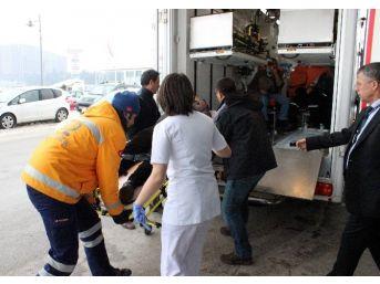Eskişehir'de Zincirleme Trafik Kazası; 43 Yaralı