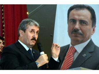 """Bbp'li Mustafa Destici: """"peygamberimize Dil Uzatanı Kınarız"""""""