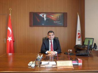 Ermenek Cumhuriyet Başsavcısı Ve Ağır Ceza Hakimi Değişti