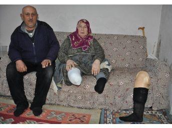Dolandırıcılar Engelli Bir Ailenin Umutlarını Da Çaldı