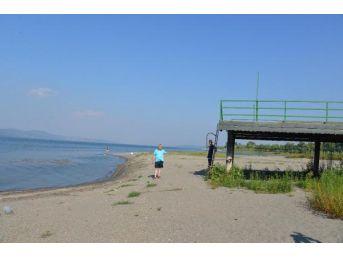 Sapanca Gölü'nde Su Seviyesi 1 Metre Yükseldi
