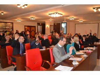Çerkezköy Belediye Meclisi Ocak Ayı Toplantısı Yapıldı