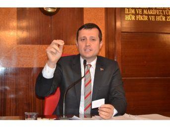 Çerkezköy Belediyesi'nin 2014 Bilançosu Açıklandı