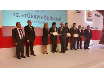 Süleymanpaşa Belediyesi, 'mobil Başkan' Projesiyle Finalde