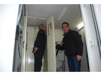 Ereğli Cezaevi'nde Ki Tutuklu Ve Hükümlülere Verem Taraması Yapıldı