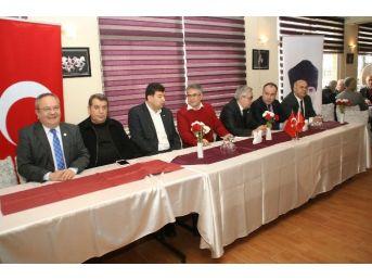 Rtük Üst Kurul Üyesi Ali Öztunç'tan Konferans