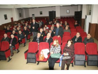 Zonguldak Halk Sağlığı'ndan Muhtarlara Yönelik Bilgilendirme Toplantısı
