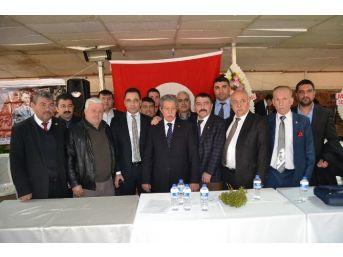 Kozan Sancaklı Esnaf Kefalet Kooperatifi'nde Ocak Güven Tazeledi