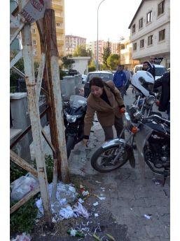 Sahte Polise Kanıp, Bankadan Çektiği 11 Bin Lirayı Çöpe Attı