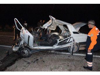 Adıyaman'da 1 Yıl İçerisinde Kazalarda 14 Kişi Öldü, Bin 404 Kişi Yaralandı