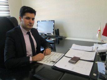 Sason Devlet Hastanesi Sağlık Bakım Hizmetleri Müdürlüğü'ne Osman Tunç Atandı