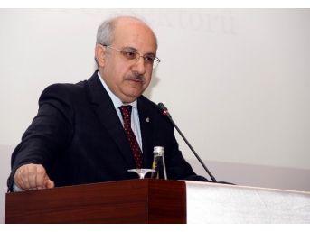 Rektör Karaca, Bursa'da İtüder Mezunlar Buluşmasına Katıldı